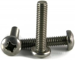 "Запчасть Slingshot - SuperGrom/Crisis hardware kit (4 qty, 1/4-20 x3/4"" SS Truss Head Screws)"