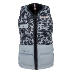 Жилет Mystic 2018 Dazzled Impact Vest Fzip Wake Women Grey