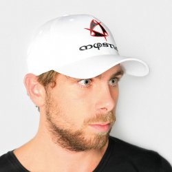Cap Essential White M/L