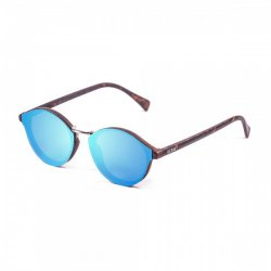 Очки LORET mate demy brown frame with bl