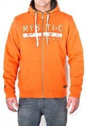 Толстовка Mystic 2013 Sweat Mountain Dark Orange